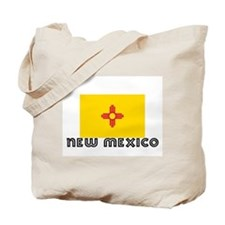 I HEART NEW MEXICO FLAG Tote Bag