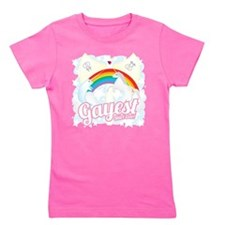 Gayest Shirt Ever Girl's Tee