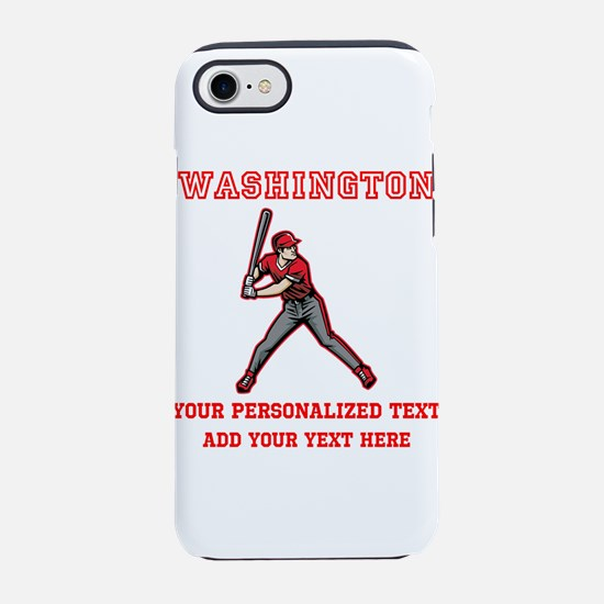 Baseball iPhone 7 Tough Case