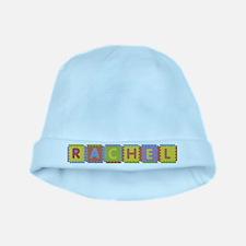 Rachel Foam Squares baby hat
