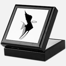 Angel Fish Keepsake Box