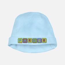 Parker Foam Squares baby hat