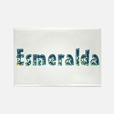 Esmeralda Under Sea Rectangle Magnet