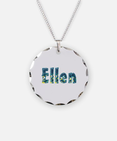 Ellen Under Sea Necklace