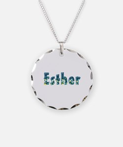 Esther Under Sea Necklace