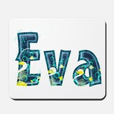 Eva Under Sea Mousepad