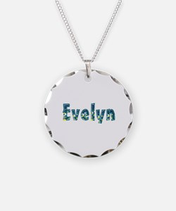 Evelyn Under Sea Necklace