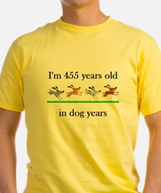 65 dog years birthday 1 T-Shirt