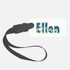 Ellen Under Sea Luggage Tag