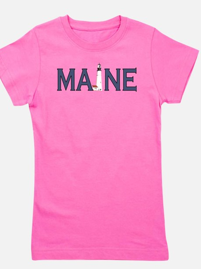 Maine Lighthouse T-Shirt