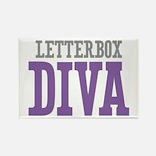 Letterbox DIVA Rectangle Magnet