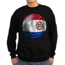 Paraguay Football Sweatshirt