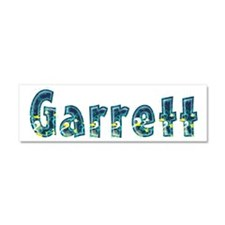 Garrett Under Sea 10x3 Car Magnet