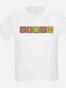 Micah Foam Squares T-Shirt