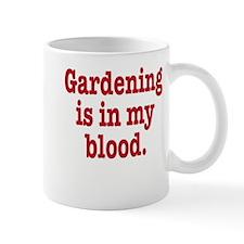 Cute I heart gardening Mug