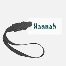 Hannah Under Sea Luggage Tag