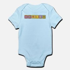 Marley Foam Squares Body Suit