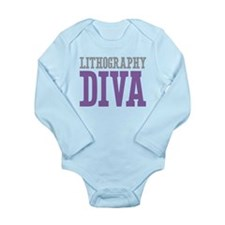 Lithography DIVA Long Sleeve Infant Bodysuit