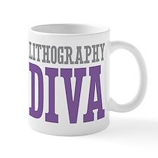 Lithography DIVA Mug
