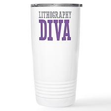 Lithography DIVA Travel Mug