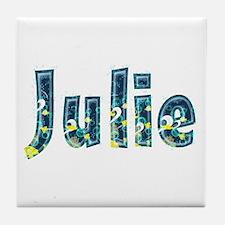 Julie Under Sea Tile Coaster