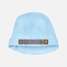 Maddox Foam Squares baby hat