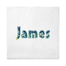 James Under Sea Queen Duvet