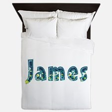 James Under Sea Queen Duvet