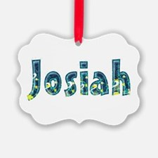 Josiah Under Sea Ornament