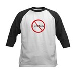 No Lutefisk Kids Baseball Jersey