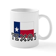 I HEART TEXAS FLAG Mug