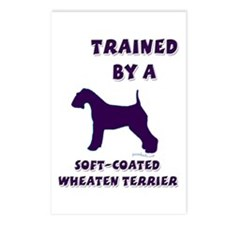 Wheaten Ppl Postcards (Package of 8)
