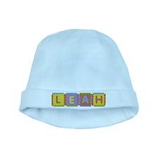 Leah Foam Squares baby hat