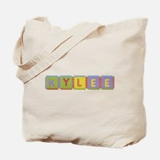 Kylee Foam Squares Tote Bag