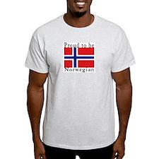 Norway Ash Grey T-Shirt