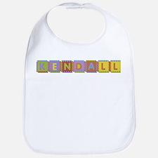 Kendall Foam Squares Bib