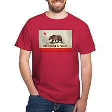 California Bear Flag T-Shirt