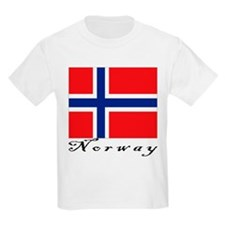 Norway Kids T-Shirt