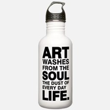 Earth Without Art Water Bottle
