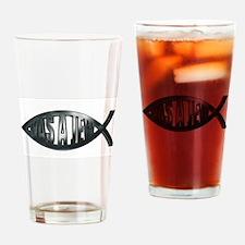 Was A Jew Drinking Glass