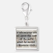 Romans 10:13 Charms