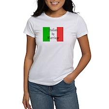 Italian by Marriage Tee