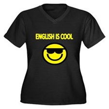 ENGLISH IS COOL Plus Size T-Shirt