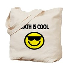 MATH IS COOL 2 Tote Bag