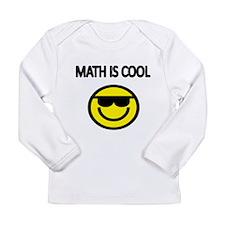 MATH IS COOL 2 Long Sleeve T-Shirt