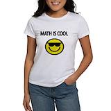 Math teacher womens shirt Tops