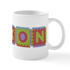 Jaxon Foam Squares Mug