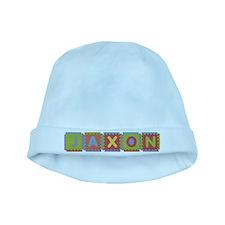 Jaxon Foam Squares baby hat