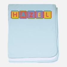 Hazel Foam Squares baby blanket