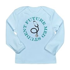 Future Med Student Long Sleeve Infant T-Shirt